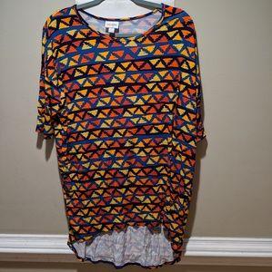 LulaRoe Shirt Irma